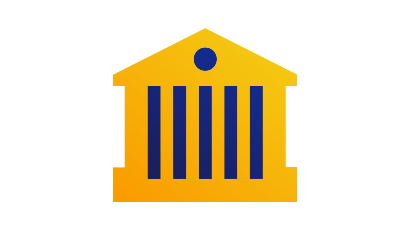 Bank-pictogram